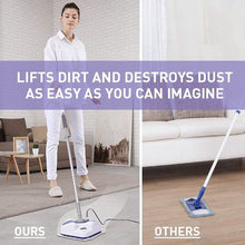 Load image into Gallery viewer, Set of 2 Mop Cleaning Pads For Automatic Steam Mop S7338