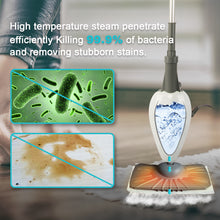 Load image into Gallery viewer, Ultra Lightweight Steam Mop