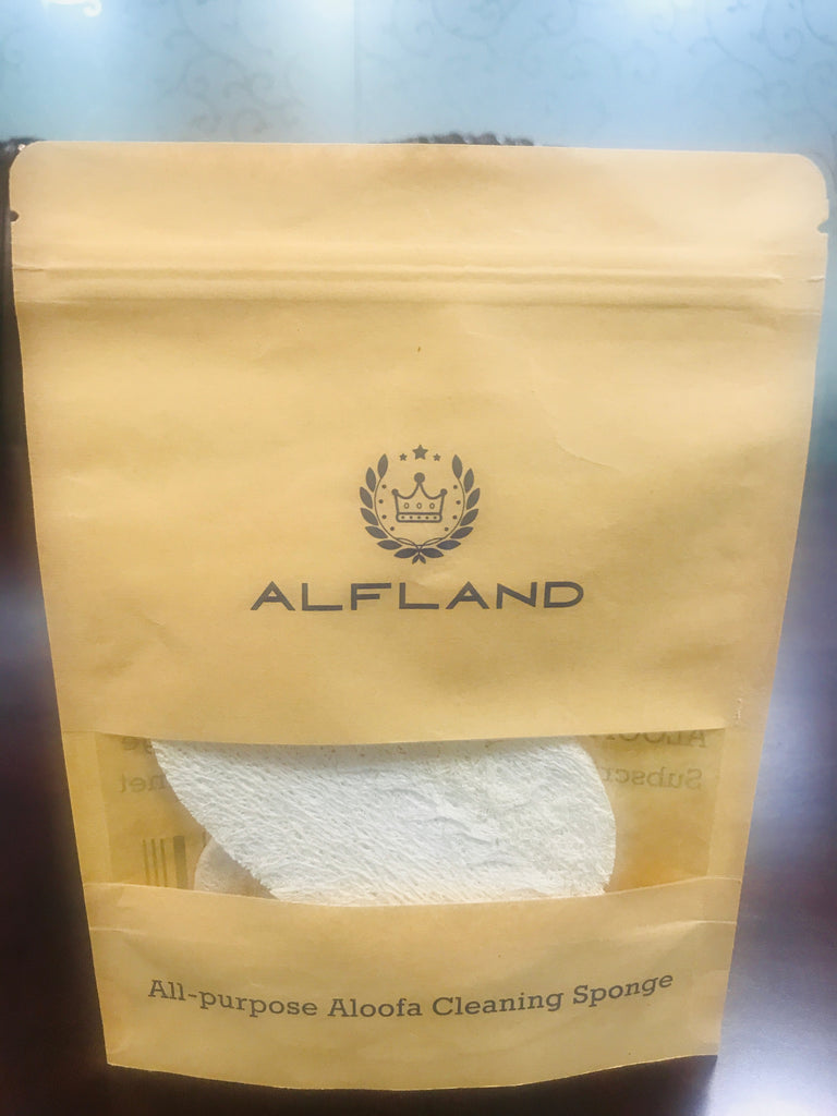 Aloofa – An Efficient Clean Sponge