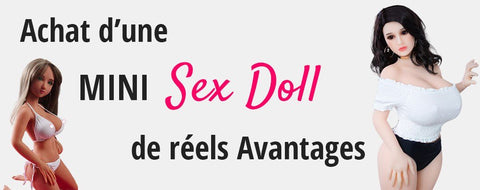 achat mini sex doll