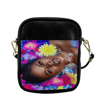 Load image into Gallery viewer, Sunny Book bag and Sling bag!