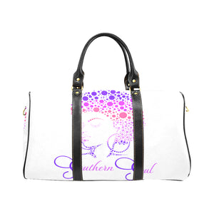 Southern Soul Travel Bag (Black) (Model1639)
