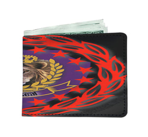 Nu Phi Upsilon Christian Fraternity, Inc. Wallet