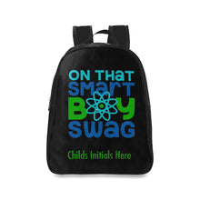 Load image into Gallery viewer, On That Smart Boy Swag!  School Bag (Model 1601) (Large)