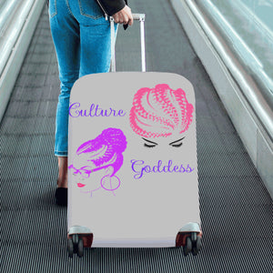 "Culture Goddess Luggage Cover (Large Size) (26""-28"")"