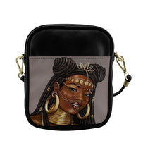 Load image into Gallery viewer, Africa Book Bag and Sling!