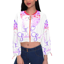 Load image into Gallery viewer, Southern Soul Women's Chiffon Cropped Jacket (Model H30)