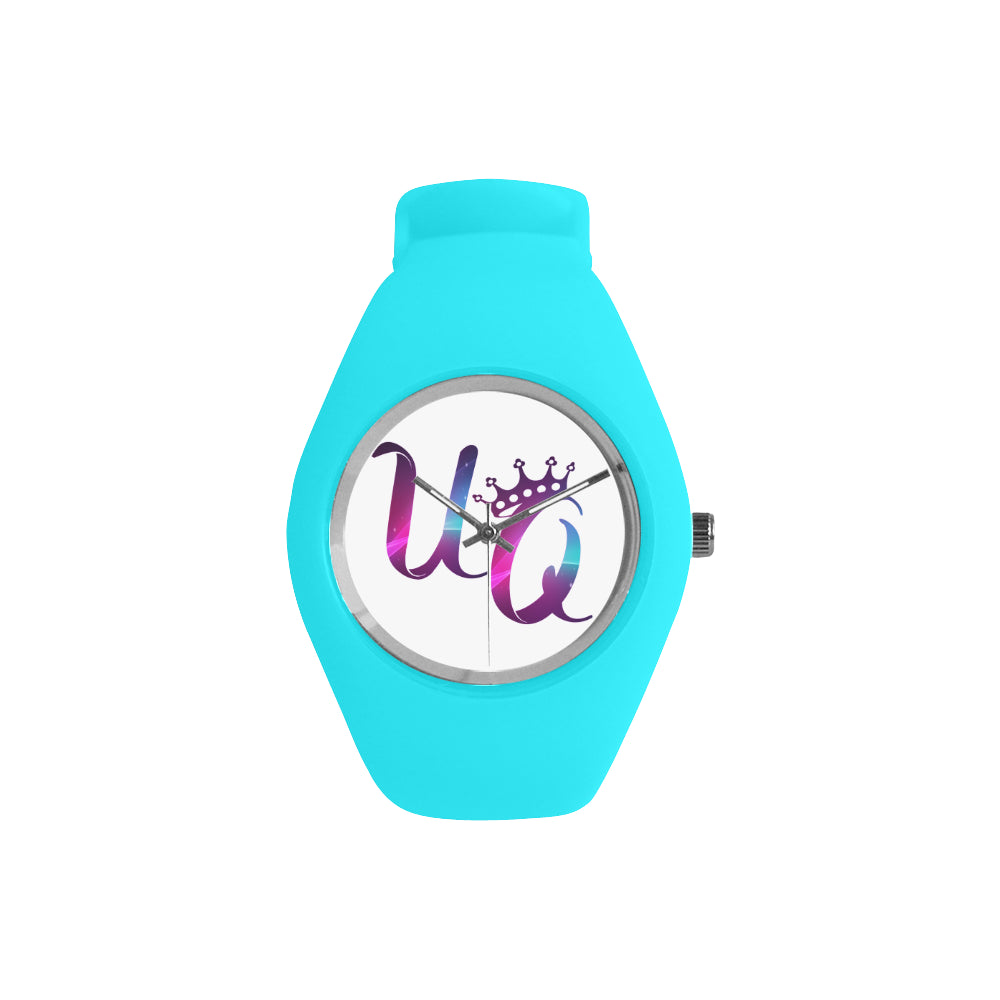 UQ Simple Style Candy Silicone Watch (Model 315)