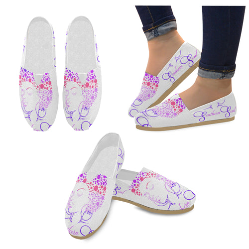 Casual Canvas Women's Shoes (Model004)