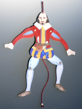 Will Shakespear Jumping Jack