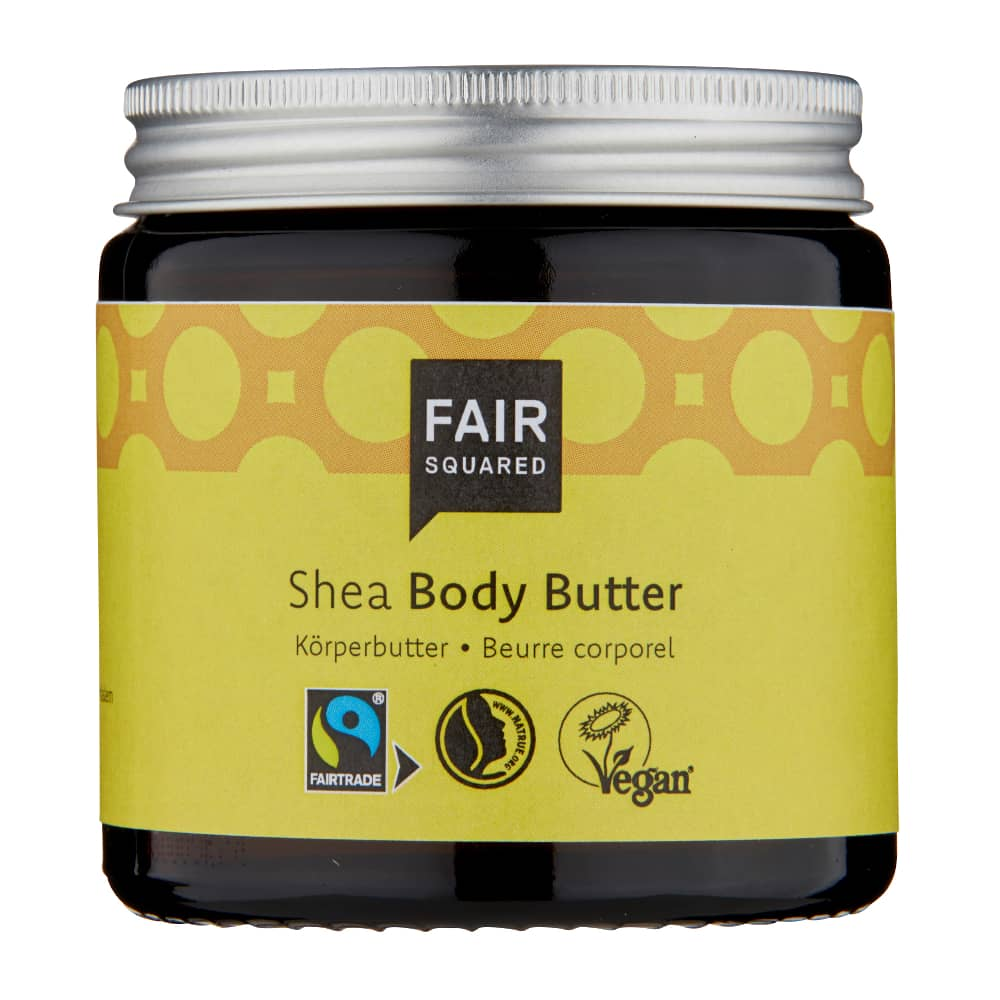 Fair Squared Bodybutter Shea