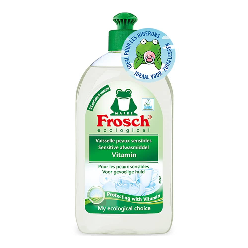 Frosch Afwasmiddel Sensitive