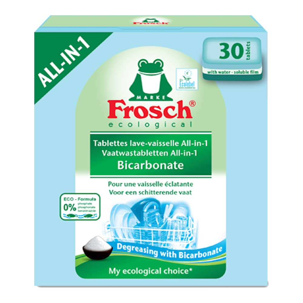 Frosch Vaatwastabletten All-in-One