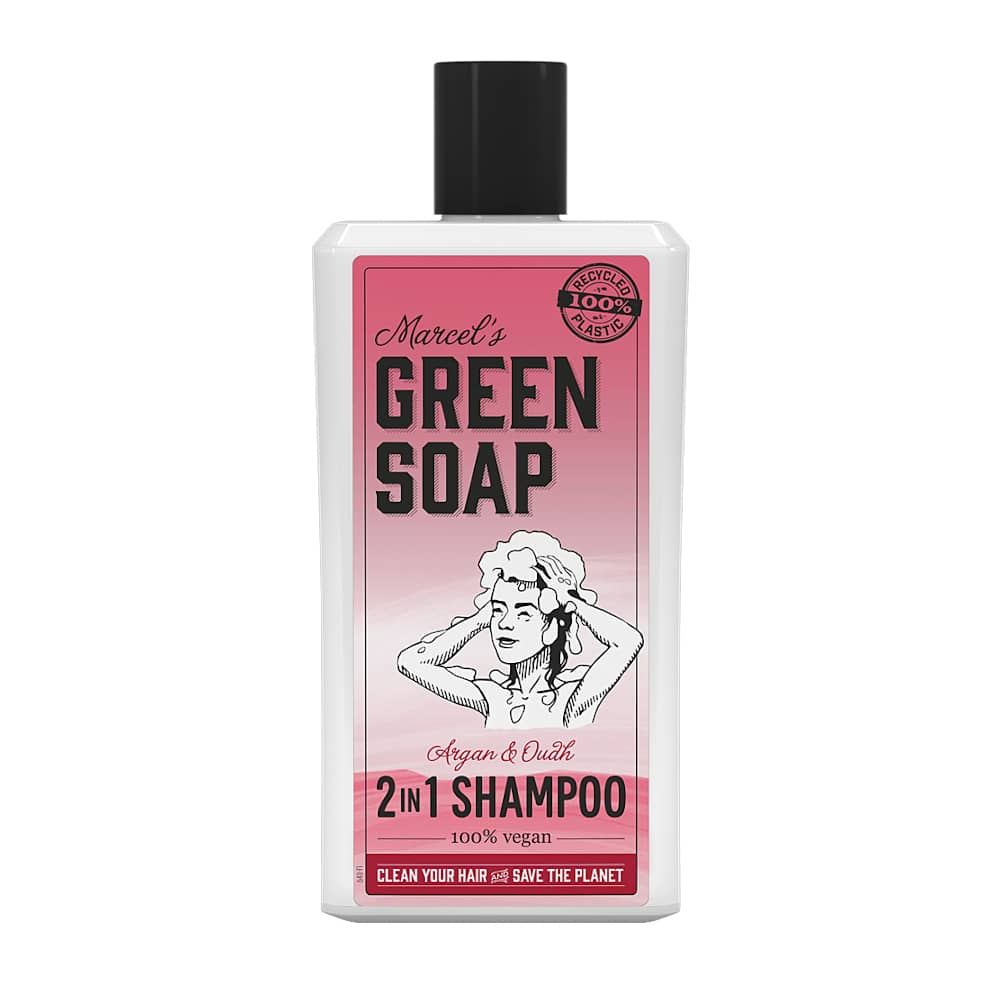 Marcels Green Soap Shampoo Argan & Oudh
