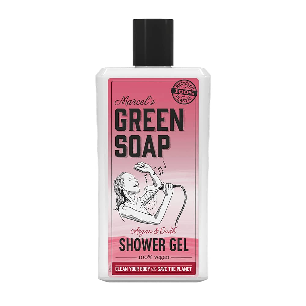Marcels Green Soap Showergel Argan & Oudh
