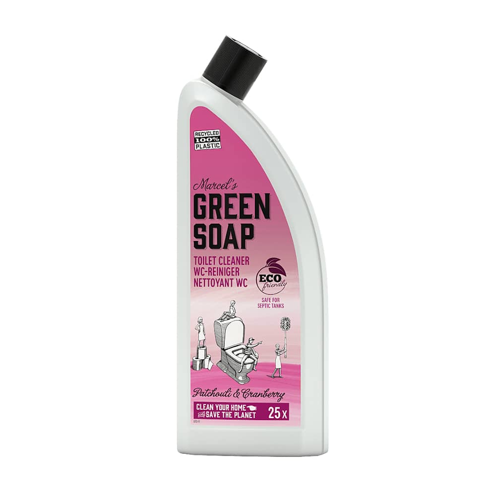 Marcels Green Soap Toiletreiniger Patchouli Cranberry