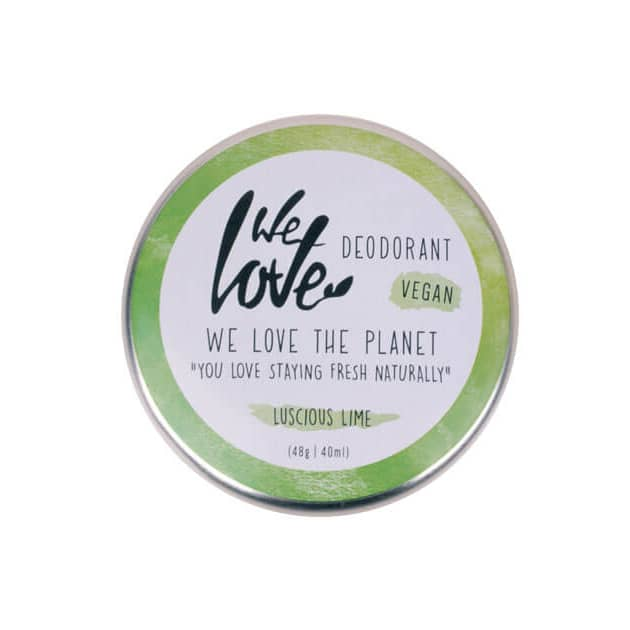 We Love The Planet Deodorant Crème-Deodorant-Supergroen