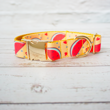 Load image into Gallery viewer, Yellow Watermelon collar