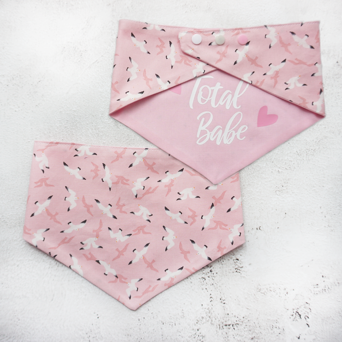 Total Babe reversible bandana