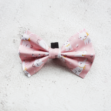 Load image into Gallery viewer, Pink bunny Bow