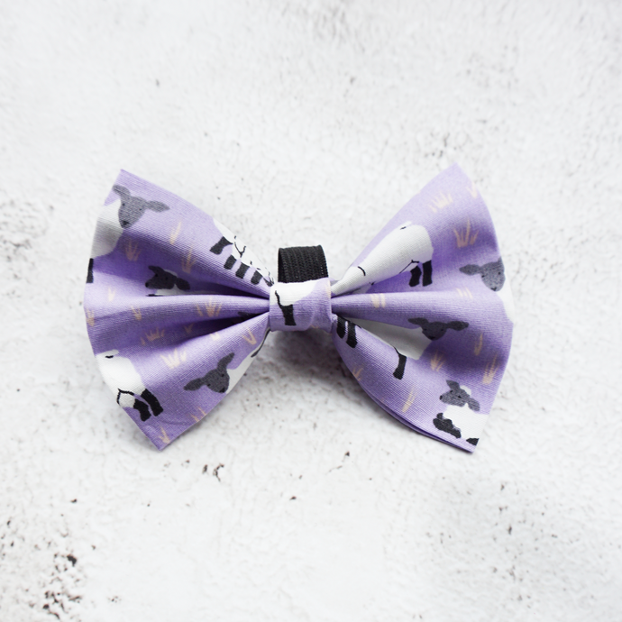 Lilac sheep Bow