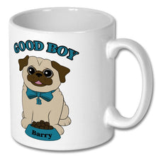Load image into Gallery viewer, Personalised Good Boy Mug