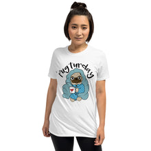 Load image into Gallery viewer, Pugturday Short-Sleeve Unisex T-Shirt