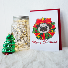 Load image into Gallery viewer, Merry Pugmas card set
