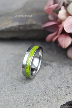 eco resin ring