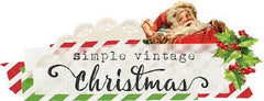 Simple Vintage Christmas (Simple Stories)