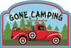 Gone Camping (Carta Bella)