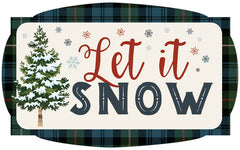Let It Snow (Carta Bella)