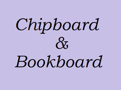 Chipboard/Book Board