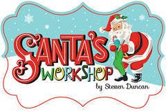 Santa's Workshop (Carta Bella)