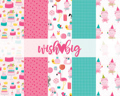 Wish Big (Girl) - Bella Blvd