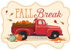 Fall Break (Carta Bella)