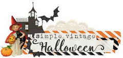 Simple Vintage Halloween (Simple Stories)