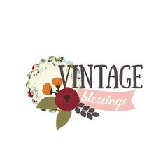 Vintage Blessings (Simple Stories)