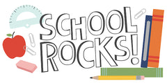 School Rocks (Simple Stories)