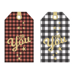 Holiday Hustle Gift Tags