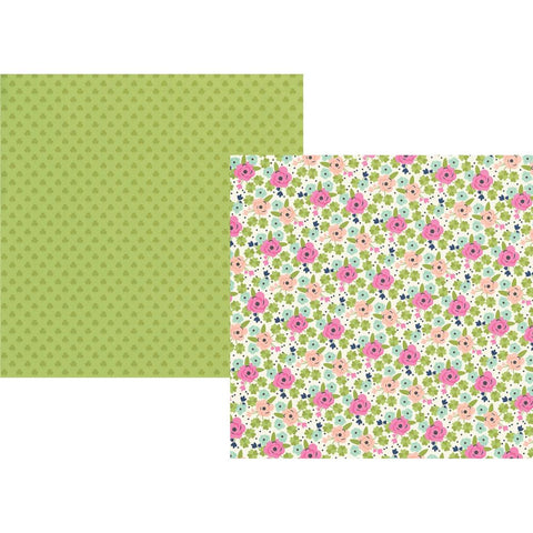 "St. Patrick's Day - Simple Sets Double-Sided Cardstock 12""x12"" - Irish For A Day"