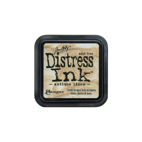 Antique Linen- Tim Holtz Distress Ink Pad