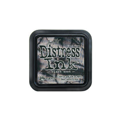Black Soot - Tim Holtz Distress Ink Pad