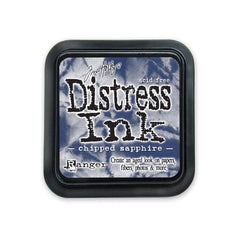 Chipped Sapphire- Tim Holtz Distress Ink Pad