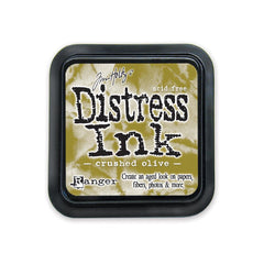 Crushed Olive - Tim Holtz Distress Ink Pad
