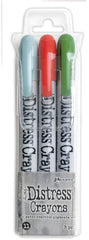 Tim Holtz Distress Crayon Set - Set #11