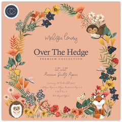"Over the Hedge - Craft Consortium - 12""X12"" Paper Pad"