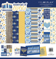 "Festival Of Lights - PhotoPlay - Collection Pack 12""X12"""