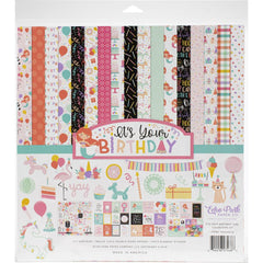 "It's Your Birthday (Girl) - Echo Park - Collection Kit 12""X12"""
