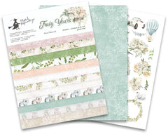 "Truly Yours - P13 - Double-Sided Paper Pad 6""X8"" 24/Pkg"